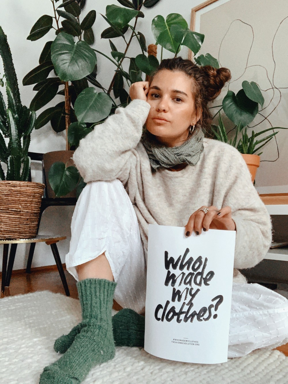 Sumate al Fashion Revolution Week
